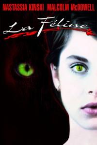 """Affiche du film """"La Féline"""""""