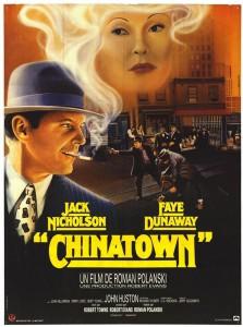 """Affiche du film """"Chinatown"""""""