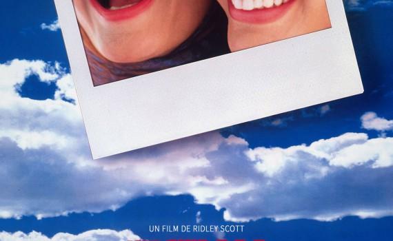 """Affiche du film """"Thelma & Louise"""""""