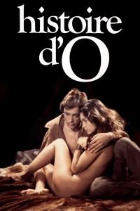 """Affiche du film """"Histoire d'O"""""""