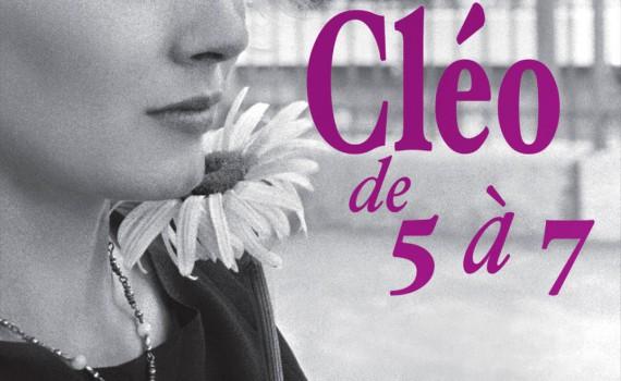 """Affiche du film """"Cléo de cinq à sept"""""""
