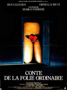 """Affiche du film """"Storie di ordinaria follia"""""""