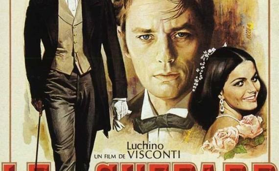 """Affiche du film """"Le Guépard"""""""