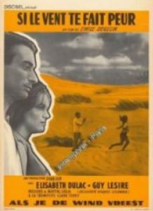 """Affiche du film """"Si le vent te fait peur"""""""