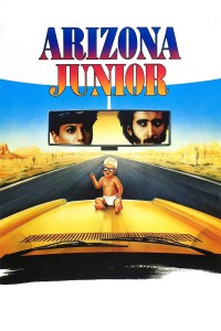 """Affiche du film """"Arizona Junior"""""""