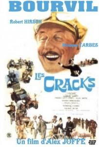"""Affiche du film """"Les cracks (1968)"""""""