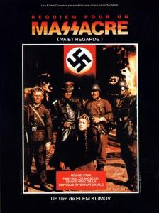 """Affiche du film """"Requiem pour un massacre"""""""