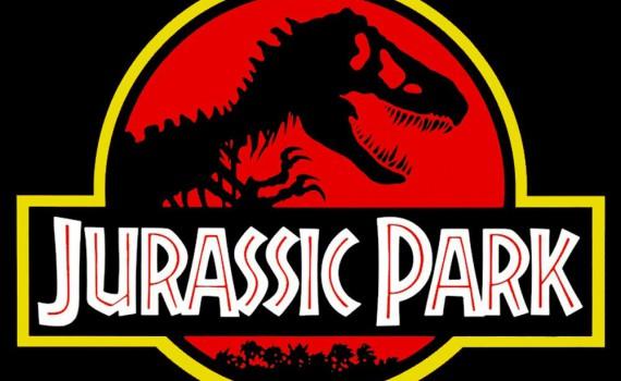 "Affiche du film ""Jurassic Park"""