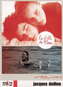 """Affiche du film """"La fille de 15 ans"""""""