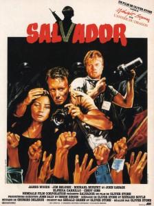 "Affiche du film ""Salvador"""