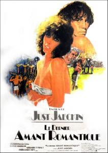 """Affiche du film """"Le dernier amant romantique"""""""