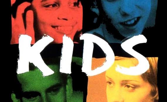"""Affiche du film """"Kids"""""""