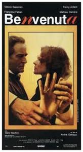 """Affiche du film """"Benvenuta"""""""