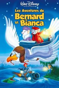 """Affiche du film """"Les aventures de Bernard et Bianca"""""""