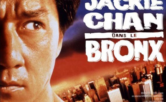 """Affiche du film """"Jackie Chan dans le Bronx"""""""