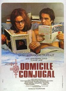 """Affiche du film """"Domicile Conjugal"""""""