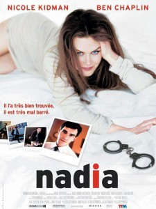 "Affiche du film ""Nadia"""