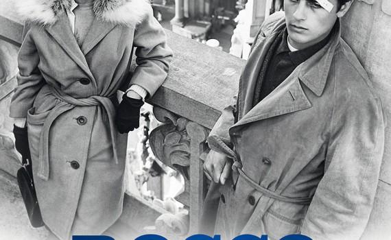 """Affiche du film """"Rocco et ses frères"""""""