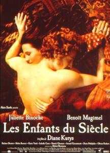 """Affiche du film """"Les Enfants du Siècle"""""""