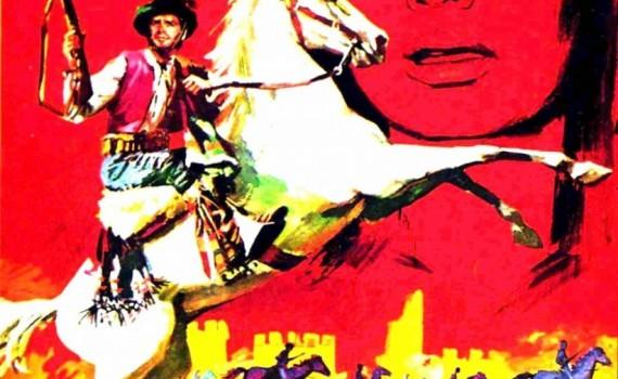"Affiche du film ""Llanto por un bandido"""