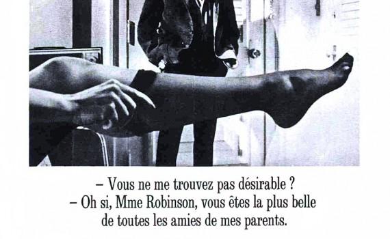 """Affiche du film """"Le Lauréat"""""""