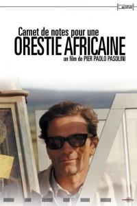 """Affiche du film """"Appunti per un'Orestiade africana"""""""