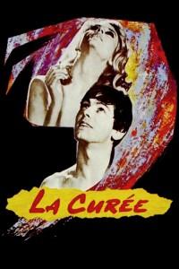 """Affiche du film """"La curée"""""""