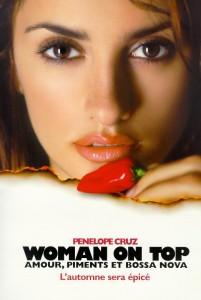 """Affiche du film """"Woman on Top"""""""