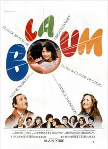 """Affiche du film """"La Boum"""""""