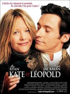 "Affiche du film ""Kate et Leopold"""