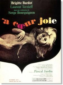 """Affiche du film """"À cœur joie"""""""