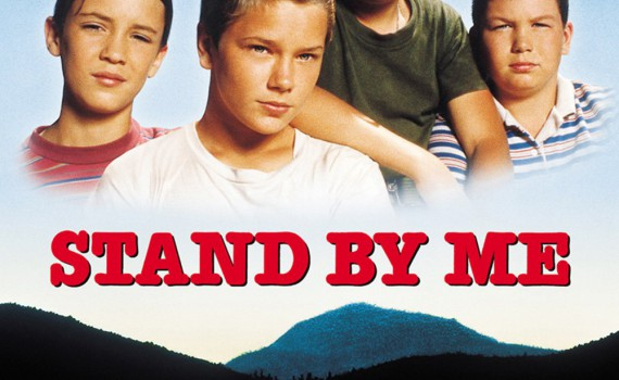 """Affiche du film """"Stand By Me"""""""