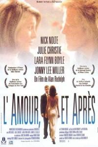 """Affiche du film """"L'amour, et après"""""""