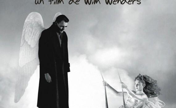 """Affiche du film """"Les ailes du désir"""""""