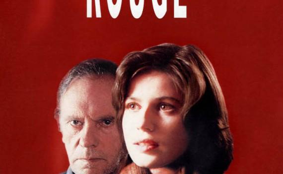"""Affiche du film """"Trois couleurs : Rouge"""""""