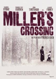 "Affiche du film ""Miller's Crossing"""