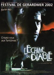"""Affiche du film """"L'échine du diable"""""""