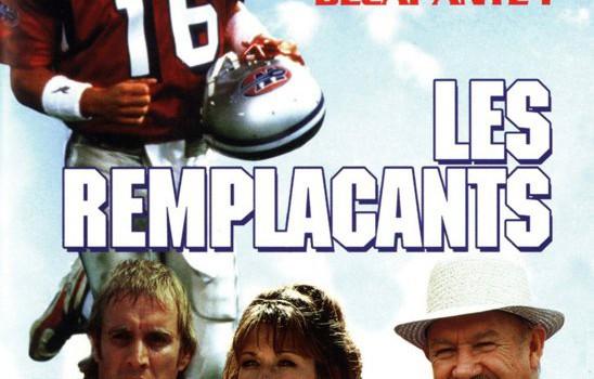 """Affiche du film """"Les Remplaçants"""""""