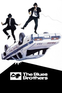 """Affiche du film """"The Blues Brothers"""""""
