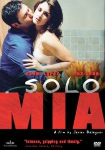 """Affiche du film """"Sólo mía"""""""