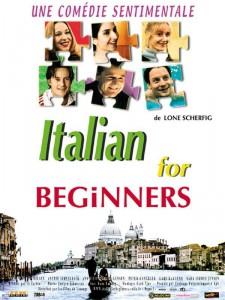 """Affiche du film """"Italien pour débutants"""""""