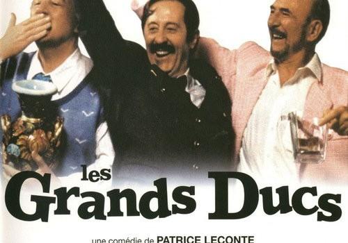 """Affiche du film """"Les grands ducs"""""""