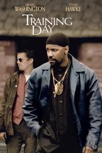 """Affiche du film """"Training Day"""""""