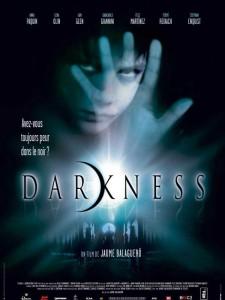 """Affiche du film """"Darkness"""""""