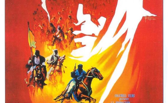 """Affiche du film """"Lawrence d'Arabie"""""""