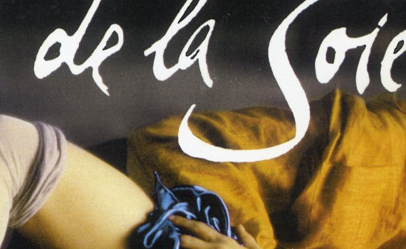 """Affiche du film """"Le cri de la soie"""""""