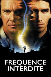 """Affiche du film """"Fréquence interdite"""""""