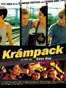 "Affiche du film ""Krámpack"""