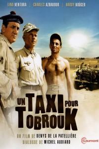 """Affiche du film """"Un Taxi pour Tobrouk"""""""