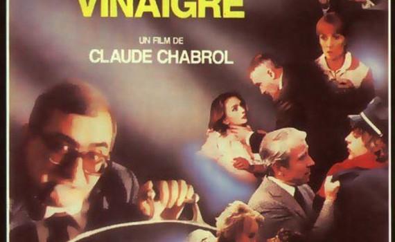 """Affiche du film """"Poulet au vinaigre"""""""